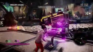 Infamous First Light Platinum Trophy PS4 Zero deaths