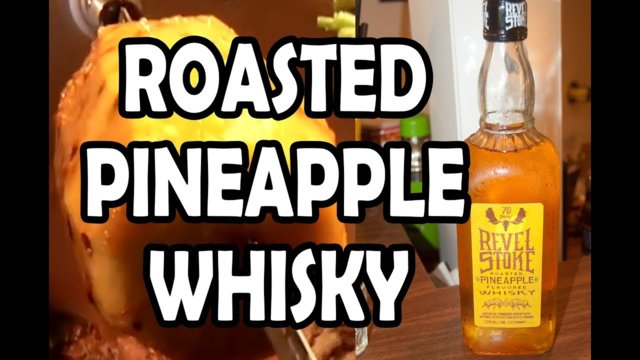 Revel Stoke Roasted Pineapple Whisky