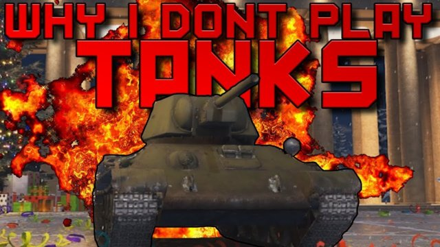 Why I Don't Play Tanks | War Thunder