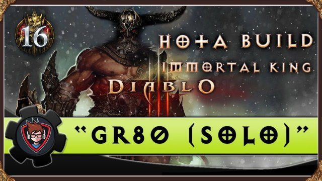"Diablo 3 ""GR80"" (SOLO) Season 16 - Patch 2.6.4"