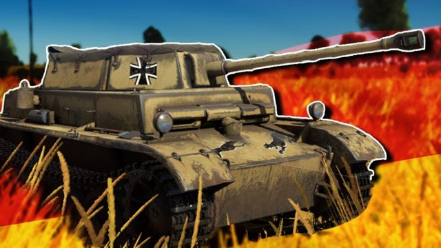 German Bias Thunder | War Thunder