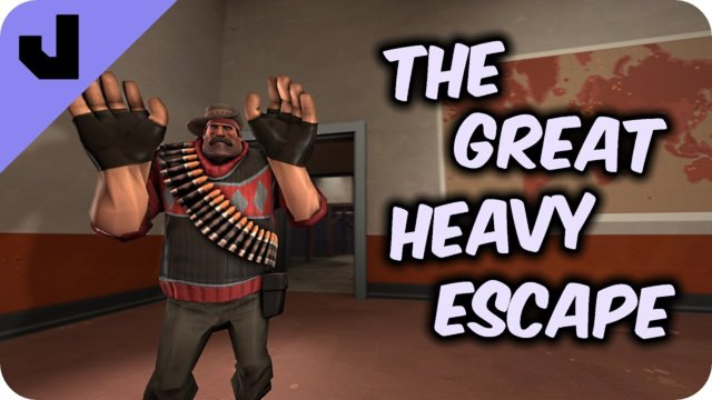 The Great Heavy Escape (TF2 Clip)