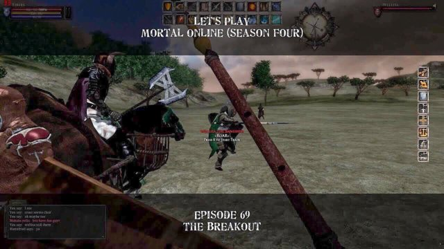 Episode 69: The Breakout | Let's Play: Mortal Online - Season Four