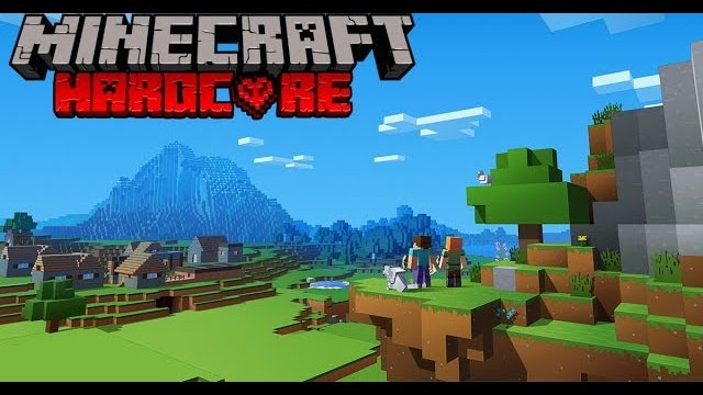 Minecraft Harcore || A whole new world - Ep 01