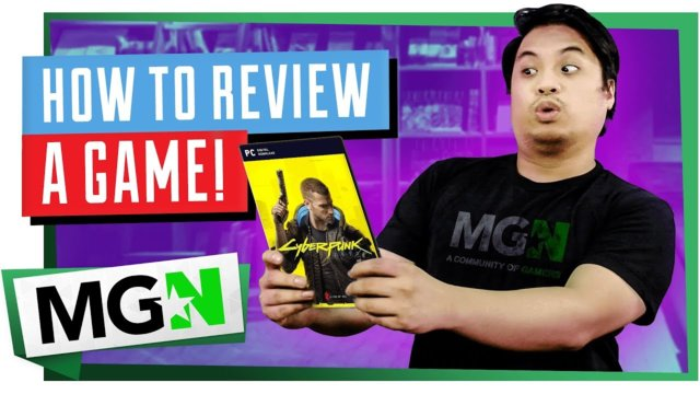 How to Make Great Review Content | Games on Queue | MGN (2019)