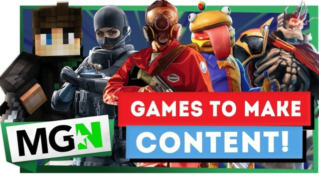 Games that Offer a lot of Content! | Games on Queue | MGN (2019)