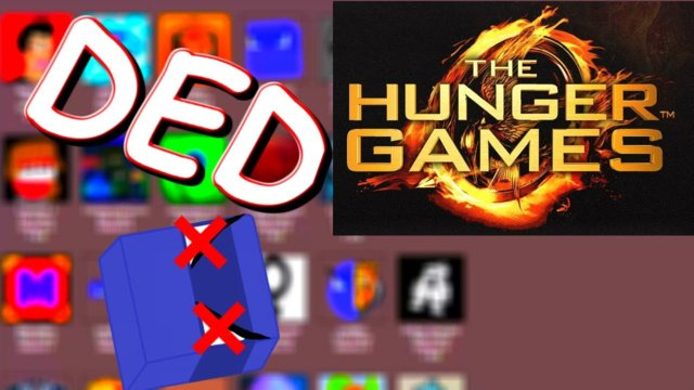 NO I DIED! | The Hunger Games Simulation