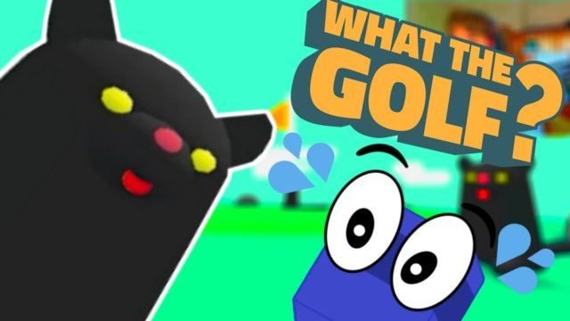 WHAT IS THIS!!! | What the golf? (part 4)