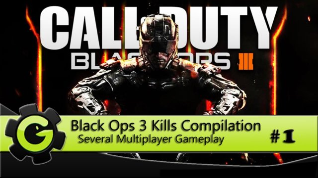Call of Duty: Black Ops 3 - Short Kills Compilation
