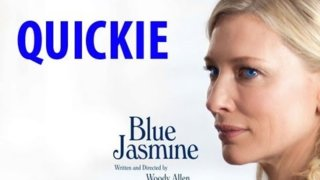 Quickie: Blue Jasmine / Patreon Update