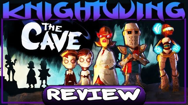 The Cave Review - Nintendo WiiU