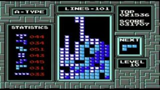 Retro Mondays - Tetris Review