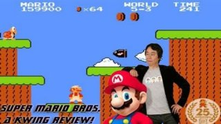Retro Mondays - Super Mario Bros. Review!