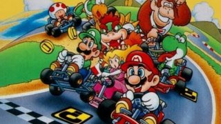 Retro Mondays - Super Mario Kart Review!