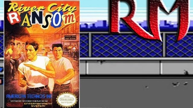 Retro Mondays - River City Ransom (Nes/Wii) Review