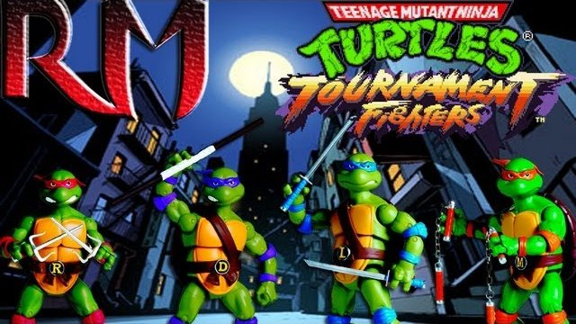 Retro Mondays - Teenage Mutant Ninja Turtles: Tournament Fighters (Nes,Gen,Snes) Review