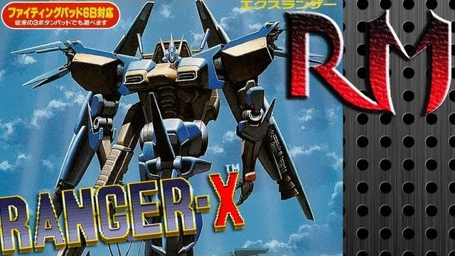 Retro Mondays - Ranger X Review - Sega Genesis