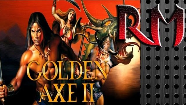Retro Mondays : Golden Axe II (GEN) Review