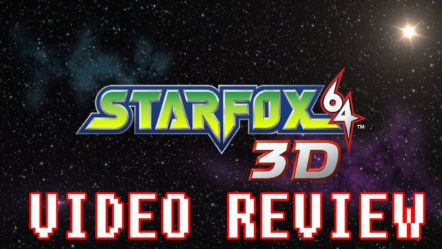 Star Fox 64 3D Review (3DS)