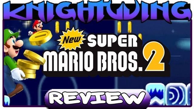 New Super Mario Bros. 2 Review (Nintendo 3DS) HD