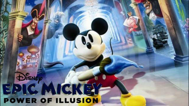 Disney Epic Mickey Power of Illusion (3DS) Review